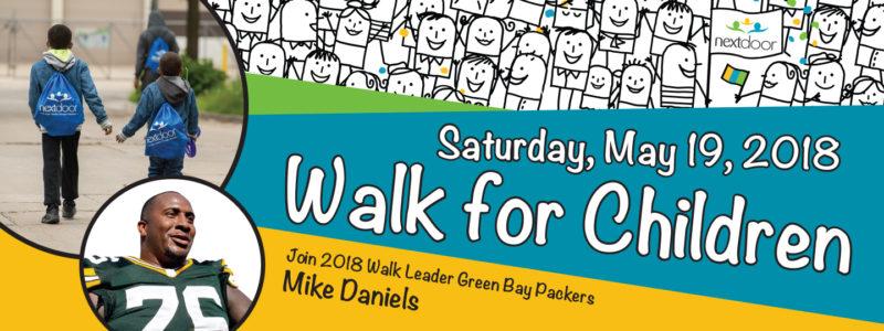 2018 Walk for Children