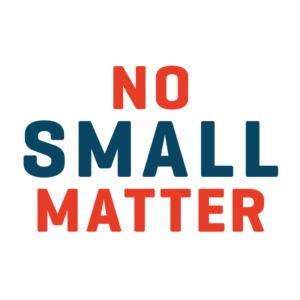 No Small Matter Screening